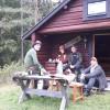 Ema, Jesper, Lennart och Jörre