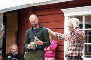 Segrare 2012  Daniel Ekström