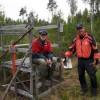 Jörre och Lennart pass 26